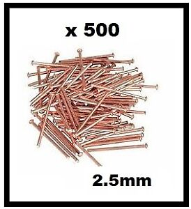 Power-Tec 91294 Dent Pulling Stud Nails 2.5mm - Pack of 500