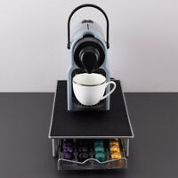 40 Coffee Pod Holder Drawer Special For Nescafe Dolce Gusto Machine Stand 2in1