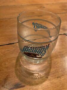 JACKSONVILLE JAGUARS FOOTBALL VINTAGE COCKTAIL GLASS