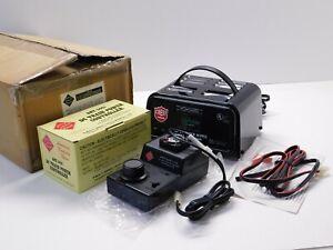 G Scale - Aristocraft Crest 10 Amp DC Power Supply Ultima CRE-55460 w/ ART-5401