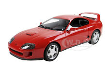 1993 TOYOTA SUPRA MKIV RED LTD ED 1000PCS 1/18 MODEL BY LS COLLECTIBLES LS015A