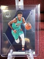 Ja Morant Rookie Card 2019-2020 Panini Mosaic Base Card SHARP! Grizzlies