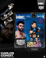 CARLOS CONDIT ULTIMATE COLLECTORS SERIES 11 LIMITED EDITION ROUND 5 UFC - MINT