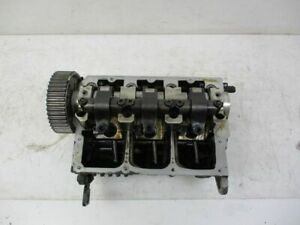Cylinder Head Camshaft Valves Bwb VW Polo (9N_) 1.4 Tdi 045103373H