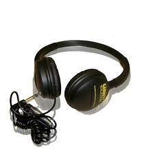 GARRETT EASY STOW HEADPHONES. TREASURELANDDETECTORS - LTD EST/2003