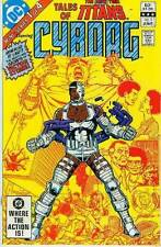 Tales of the New Teen Titans # 1 (of 4) (origin Cyborg, George Perez)(USA, 1982)