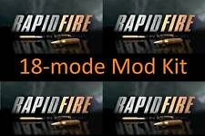 18-Mode, Rapid Fire Stealth Mod Kit for Xbox 360 Controller, Buy 2 Get 1 free