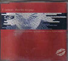 F-Action-Thanks To You cd maxi single incl 2 mixes Ferry Corsten