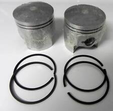 Xenoah Chaparral g50b pistons 484 Original  OEM Piston & rings, 1st oversize NOS