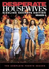Desperate Housewives - The Complete Fourth Season (DVD, 2008, 5-Disc Set,...