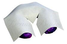 100 16x12 Disposable Massage Table Face Cushion Headrest Cover Sheet #BD1211x1
