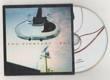 FOO FIGHTERS - doa rare cardsleeve cd