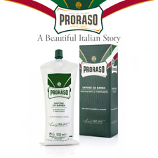 Shaving cream Proraso shave cream tube refresh 500 ml