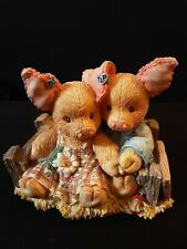 Enesco This Little Piggy Home Su-eet Home 1994 No Box