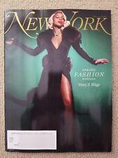 Mary J Blige, Erykah Badu, Poppy New York Magazine February 2018