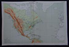 CARTE EUROPE FRANCE MINERVA CONTOUR PLASTIQUE PAPETERIE ECOLE SCOLAIRE OLD MAP