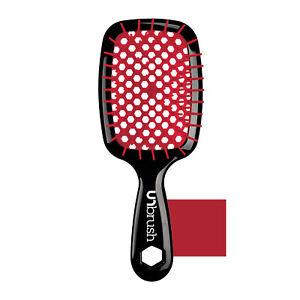 FHI HEAT UNBRUSH Hair Brush Red Sealed In Box