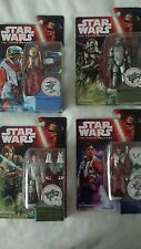 Star Wars Force Awakens Figures including Sliver Pouch Captain Phasma New