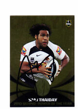 Brisbane Broncos 2011 Rugby League (NRL) Trading Cards