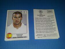 Panini Champions League 2001/2002 10 Bilder aussuchen choose
