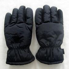 Damen Finger Ski Handschuhe Thermo warmes Innenfutter Heat Keeper schwarz S - XL