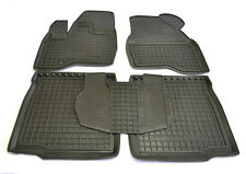 Rubber Car Floor Mats All Weather Custom Fit Ford Explorer 2014 2015 2016