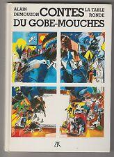 Contes du gobe-mouches Alain Demouzon