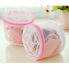 New Zipped Laundry Washing Net Mesh Bra Socks Underwear Machine Wash Washer Bag
