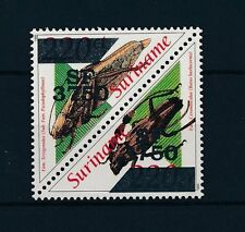 [SU1165] Suriname Surinam 2002 Beetles Overprint 3750 in silver triangles MNH