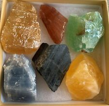 Premium Crystals & Healing Stones Set for New Beginnings, Meditation, Protection