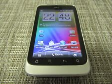 HTC WILDFIRE S - (UNKNOWN CARRIER) CLEAN ESN, WORKS, PLEASE READ!! 22111