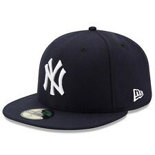 Men's New York Yankees New Era военно-морского флота, подлинный, коллекция для поля 59 Fifty Hat
