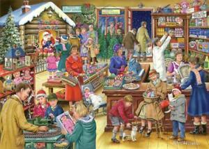 Christmas Treats House of Puzzles HOP MC326 500 Pcs Christmas Jigsaw Puzzle