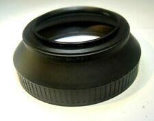 Canon SC-67 67mm Collapsible Rubber lens Hood Shade for  C mount lenses TV zoom