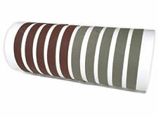1 X 18 Inch Fine P800 Grit / Ultra Fine P5000 Grit Knife Sharpener Sanding Belts