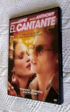 EL CANTANTE (DVD) REGION-1, LIKE NEW, FREE POST IN AUSTRALIA