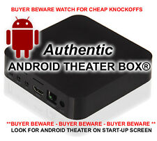 MEDIA STREAMING TV BOX FREE MOVIES SPORTS LOADED WITH FEATURES ANDROID THEATER