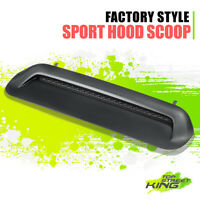 Factory Style Air Flow Sport Hood Scoop for Toyota 4Runner Tacoma 10-21 Black