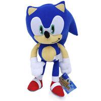 "Sega Sonic Plush Doll Sonic The Hedgehog 12"" Stuffed Toy"