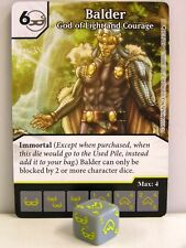 Dice Masters - 1x #094 Balder God of light and courage-The Mighty Thor