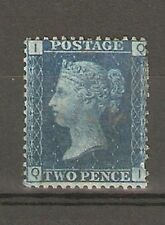 QV  SG47 2d Plate 13 Mounted Mint