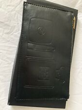 New & Boxed, CHANEL Soft PU Leather Makeup Bag/ Clutch