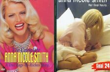 ANNA NICOLE SMITH: Complete Anna & Her Final 24 Hours Biography - NEW 2 DVD