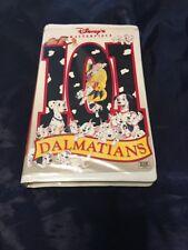101 Dalmatians Disney Masterpiece VHS
