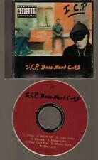 I.C.P. Bass-Ment Cuts (Insane Clown Posse / Inner City Posse) Basement Near Mint