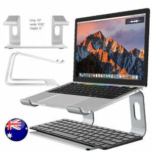 Ergonomic Aluminium Cooling Elevator for Laptop Stand MacBook portable NEW