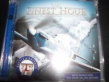 Our Finest Hour A Unique ABC Classics CD DVD Tribute Story Of The Spitfire – New