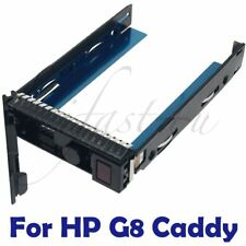 3.5 SAS SATA Tray Caddy Sled Proliant for HP 651314-001 ML350e ML310e SL250s G8