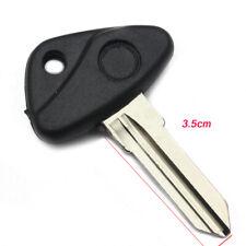 Motorcycle Black Blank Key Uncut For BMW R850R R1100S R1100RS R1100GS R1100R