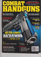 COMBAT HANDGUNS Magazine AUGUST 2014.